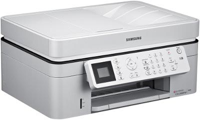 Samsung CJX-2000FW Inkjet All-in-One Pilote